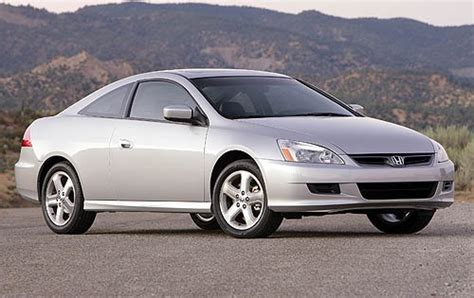 Used 2007 Honda Accord Coupe Pricing