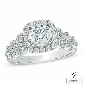 78 best images about vera wang love on pinterest split With vera wedding rings