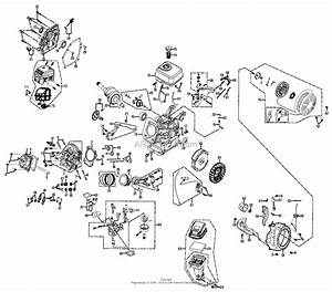 Homelite Ry80544 Pressure Washer Parts Diagram For General