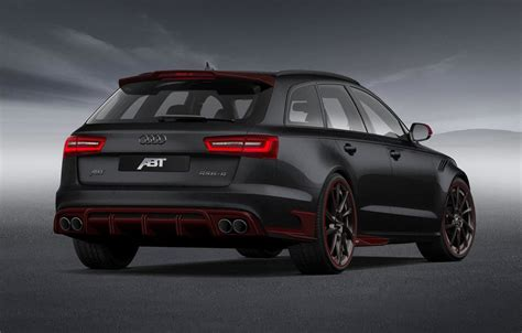 Abt Audi Rs6 R Tuning