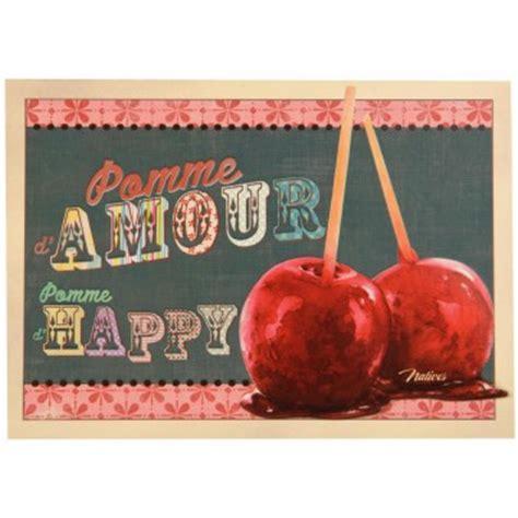 deco pomme d amour carte postale pomme d amour natives d 233 co r 233 tro vintage humoristique provence ar 244 mes tendance sud