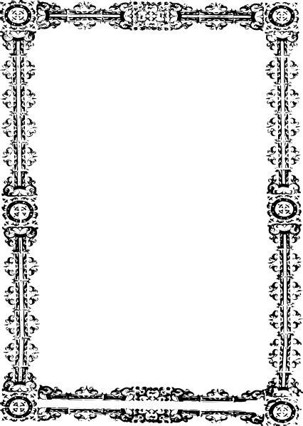 bingkai border islam   clip art