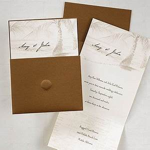 51 best images about destination beach themed wedding With embossed shell wedding invitations
