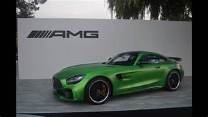 Mercedes Amg Gtr Prix : mercedes amg gtr loud revs monterey carweek 2016 youtube ~ Medecine-chirurgie-esthetiques.com Avis de Voitures