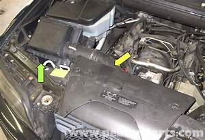 Bmw X5 M62 8-cylinder Secondary Air Components Replacement  E53 2000