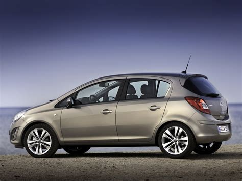 Opel Corsa Specs by 2013 Opel Corsa D Pictures Information And Specs Auto