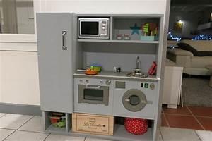 Cuisine Enfant En Bois : cuisine des pioutes par renart sur l 39 air du bois ~ Teatrodelosmanantiales.com Idées de Décoration