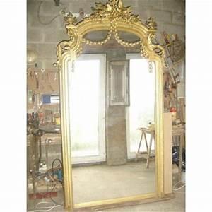 Grand Miroir Maison Du Monde : miroir ancien grand format ~ Teatrodelosmanantiales.com Idées de Décoration