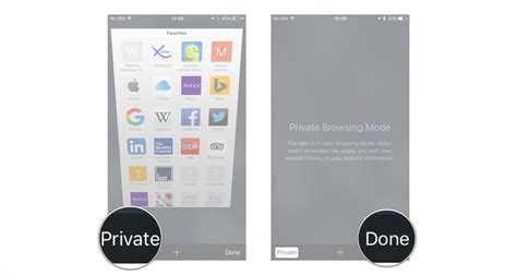 private search on iphone how to use tabs and private browsing in safari for iphone Priva