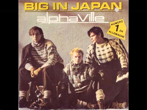 Bid In Alphaville Big In Japan 2009 Ultrasound Retro Remix