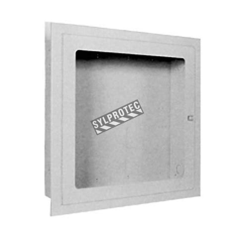 recessed extinguisher cabinet australia hose 1 5 quot x 75 with npsh threaded brass coupling