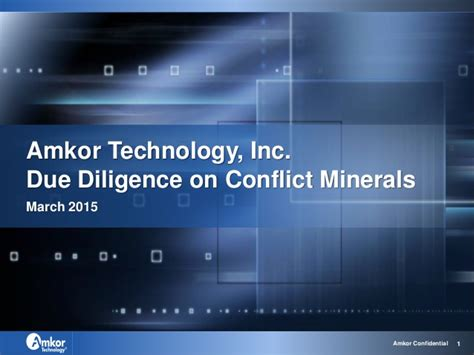 Amkor Technology Due Diligence On Conflict Minerals. Video Production Contract Template. Walmart Contact Phone Number Template. Making A Family Tree Chart Template. Plantillas De Menu Para Editar Template. Resumes Sample For High School Students Template. Sample Of Sample Of Resignation Letter. Insurance Identification Card Template. Seating Chart Wedding Tool Template