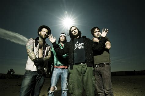 The Used Headline Take Action Tour To Fight Bullying
