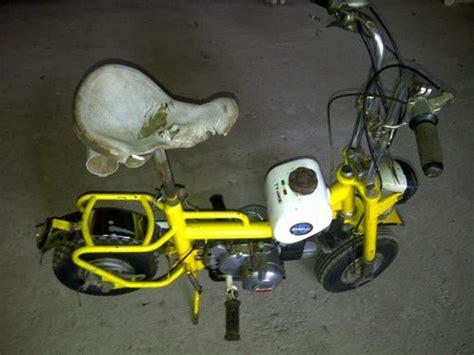 pocket bikes mini motos   vintage benelli cc city bike  restoration  sold     oct    blazerboy