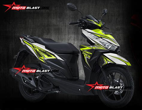 Variasi Motor Vario 150 by Koleksi Ide Modifikasi Motor Vario 150 Thailand Terbaru