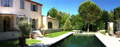 villa baan house for rent in aix en provence