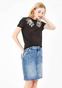 Jeans Mit Schmuckperlen : jeansr cke online kaufen s oliver ~ Frokenaadalensverden.com Haus und Dekorationen
