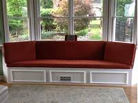 bay window cushions Custom Bay Window Seat Cushion Trapezoid Cushion with