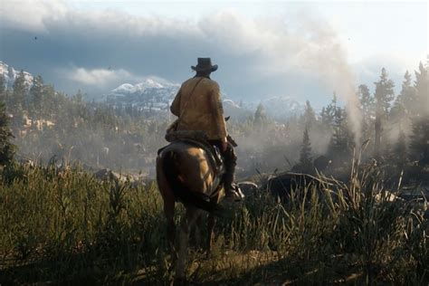 Red Dead Redemption 2's Second Trailer Looks Incredible Time