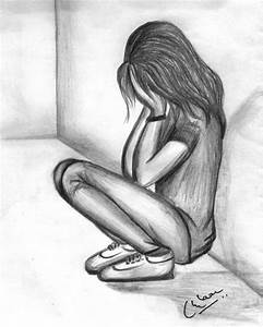sadness | Drawings | Pinterest | The Doors, Girls und ...