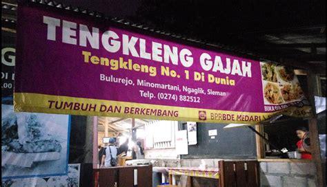 tengkleng gajah yogyakarta lokasi kuliner tengkleng gajah