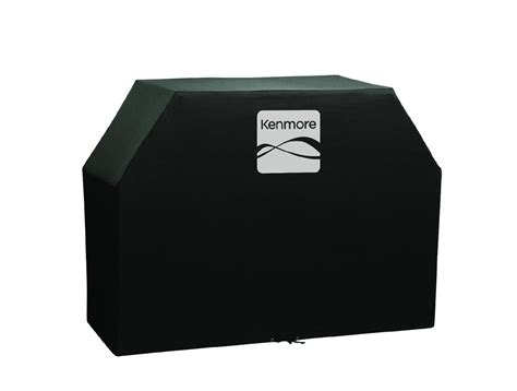 kenmore c 00045 0 65 quot x 46 quot grill cover black