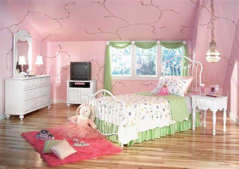d馗oration chambre fille deco chambre de princesse