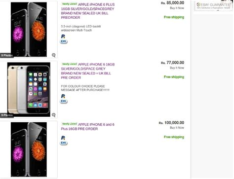 iphone 6 price in india iphone 6 price in india and the availability mysterious