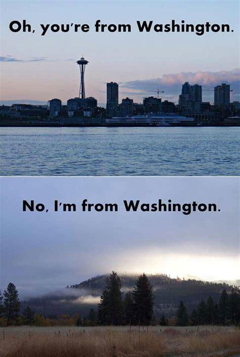 washington state memes wa seattle jokes rain spokane vancouver living pnw yakima travel cities tri northwest pacific idaho tattoos valley
