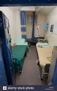 View of the inside of a 2 man cell at Wandsworth Prison ...