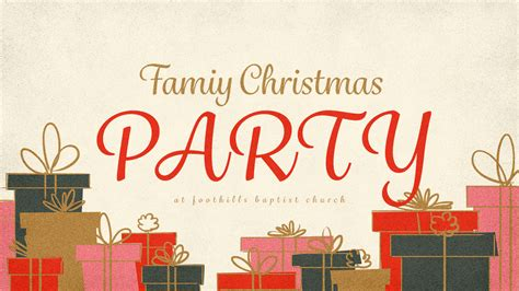 ahwatukee church family christmas party foothills