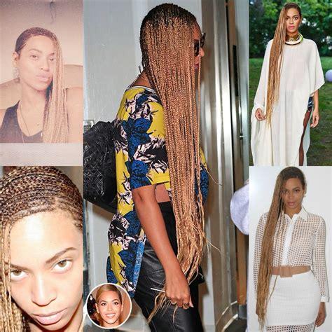 beyonce long cornrows hairdos hair