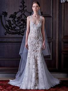 monique lhuillier39s new wedding dress collection is both With monique lhuillier wedding dress