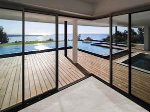 Baie à Galandage : la baie galandage ou coulissante d 39 angle soleal de ~ Melissatoandfro.com Idées de Décoration