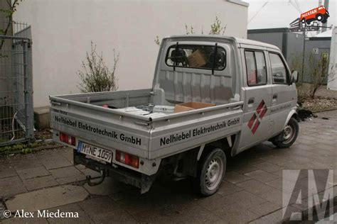 Dfsk Picture by Dfsk Mini Truck Op De Bauma Alex Miedema