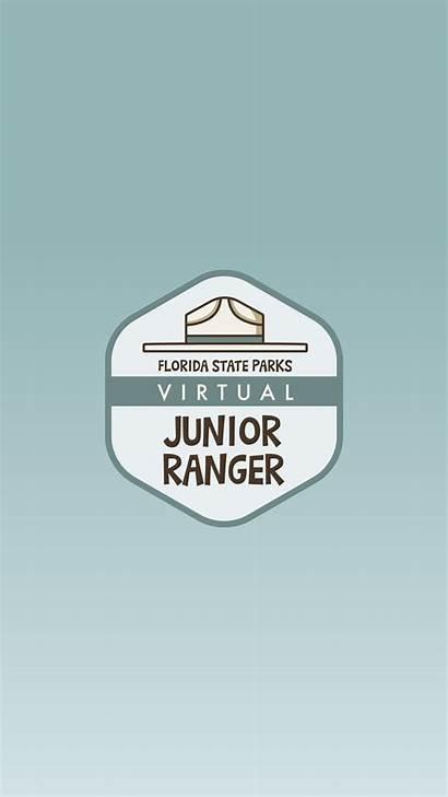 Ranger Virtual Junior Welcome Florida Parks State