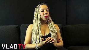 Tiny on Xscape Getting Big Break With Jermaine Dupri - YouTube  Tiny