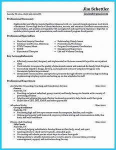 How To Write A Objective For A Resumes Outstanding Counseling Resume Examples To Get Approved