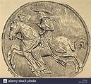 John of Bohemia or John the Blind (1296-1346). Count of ...