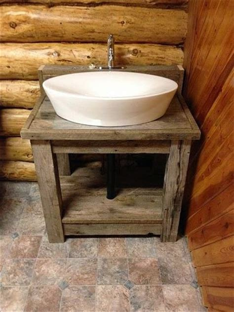 how to make diy pallet bathroom vanity projects
