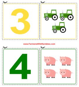 count numbers clip art cliparts