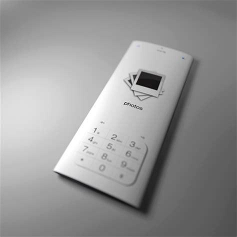 design a phone futuristic and cool mobile phone designs by mac funamizu