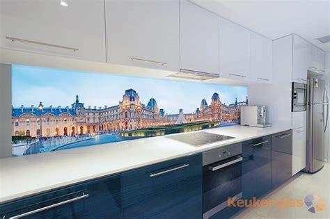 Glasplaat Keuken Hornbach by Keuken Achterwand Met Foto En Led Keukenglas