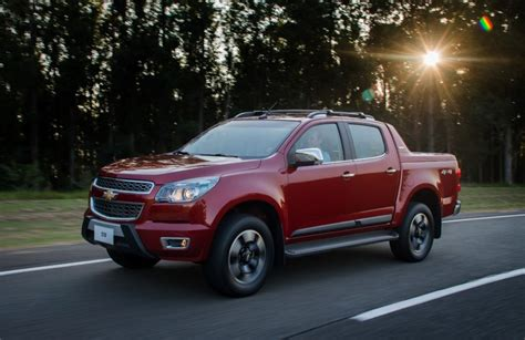 2016 Chevy S10 High Country Launch In Brazil
