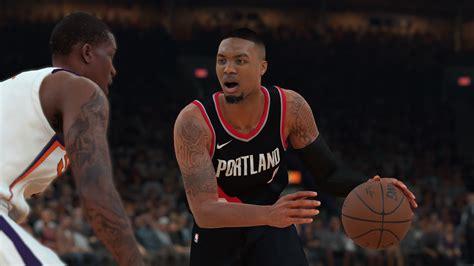 NBA 2K18 1 Patch