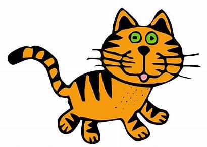 Clipart Chat Dessin Pusa Kitten Cartoon Cat