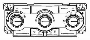 2005 Dodge Magnum Wiring  A  C Control Head  Instrument  Panel