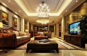 The world's most luxurious living room