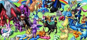 Pokemon X Y Poffin Fight