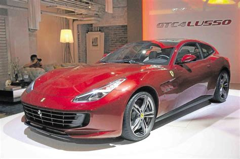 In a word, all the features of this jewel are summarized: Ferrari GTC4Lusso: the real Gran Turismo   Motioncars
